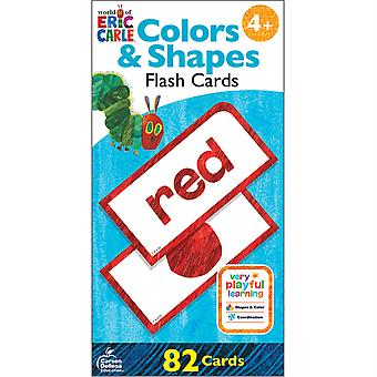 World Of Eric Carle Colori e forme Flash Card