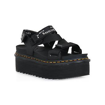 Tohtori martens kimber mustat sandaalit