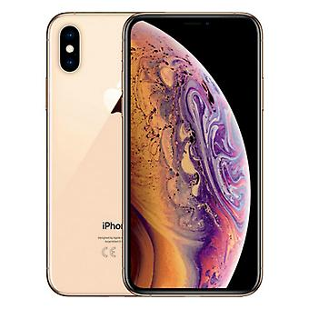 Apple iPhone XS MAX 64GB gold smartphone