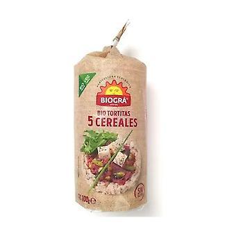 Organic Rice Cakes with Multigrain 100 g