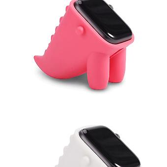 Silicone Charging Dock For Apple Watch Charging Cable