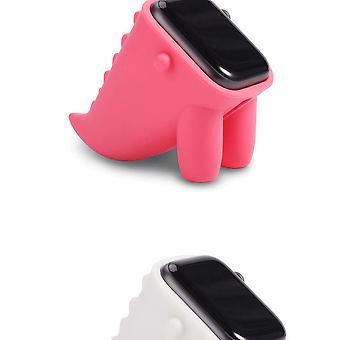 Silikoneopladningsdock til Apple Watch-opladningskabel