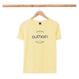 Outhorn TSD606A HOL21TSD606A73S universal  women t-shirt