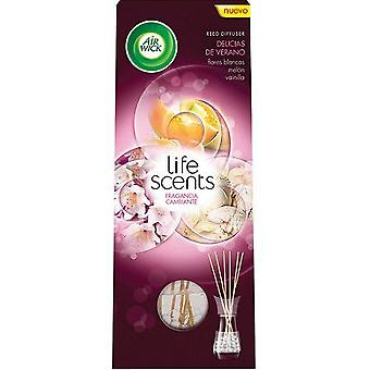 Air Wick Silk & Oriental Orchids Scented Wands 25 ml