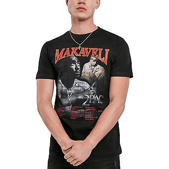 Merchcode Shirt - 2PAC Tupac Makaveli black