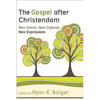 Evankeliumi ristiäisten jälkeen - Uudet äänet - Uudet kulttuurit - New Express
