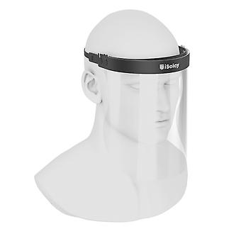Isolay Basic Face Shield musta