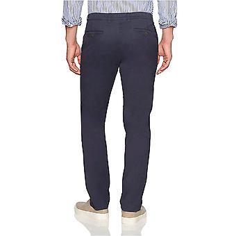 Goodthreads Men's Slim-Fit Pesty Stretch Chino Pant, Laivasto, 36W x 29L