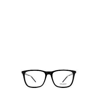 Saint Laurent SL 345 black male eyeglasses