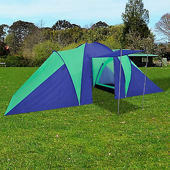 Namiot rodzinny namiot kopułowy namiot Camping namiot 6 osób Zielony