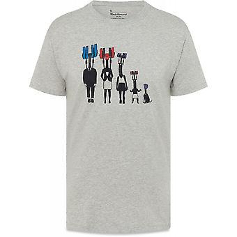 Camiseta de la familia black diamond ss cam - níquel