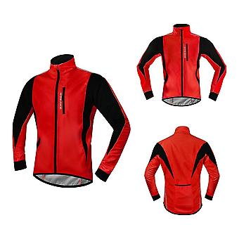 Winter Warm Running Jackets Sweatshirts Fleece Windproof, Waterproof Coat