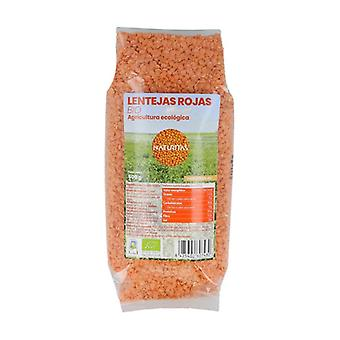 Bio Røde linser 500 g