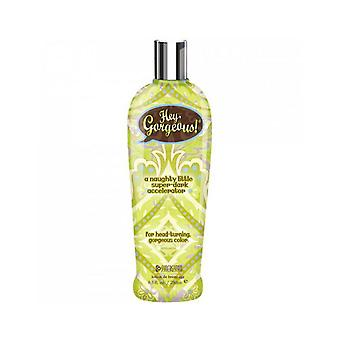 Synergy Tan Hey Gorgeous Super Dark Tanning Accelerator Tanning Lotion - 250ml