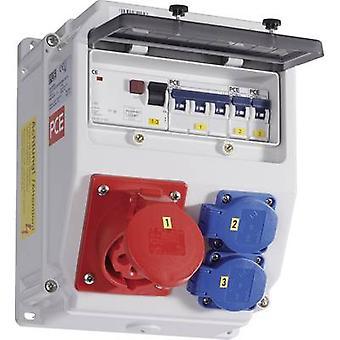 PCE CEE power distributör DELTA Lofer 9019153 400 V 16 A