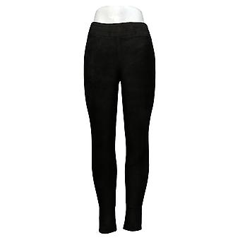 Cuddl Duds Femmes&s Pantalon Stretch Leggings Noir A369295