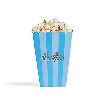 Blue Popcorn Cartons (8 Pack)