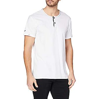 Trigema 6392041 T-Shirt, Wei (Weiss-c2c 501), L Men