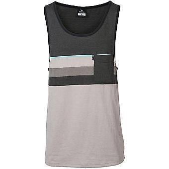 Rip Curl Day N' Night Sleeveless T-Shirt in Black
