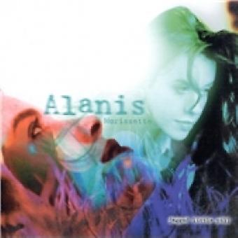 Alanis Morissette Jagged Little Pill CD