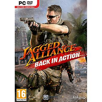 Jagged Alliance Back In Action Game PC