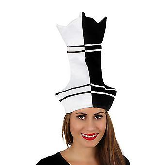Cappello Scacchi pezzi Regina