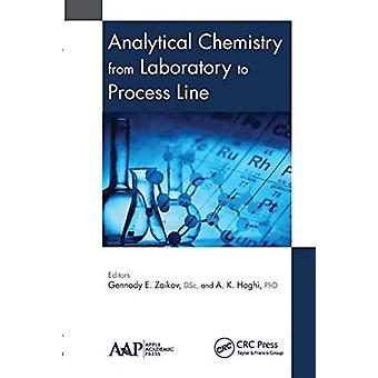 Analytical Chemistry from Laboratory to Process Line by Edited by Gennady E Zaikov & Edited by A K Haghi