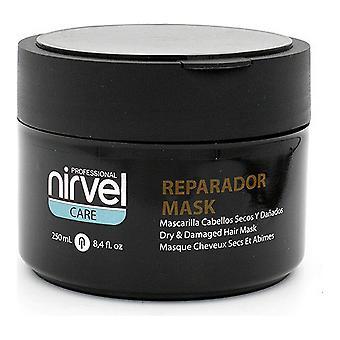 Hiusnaamion hoito Nirvel Vaurioituneet hiukset (250 ml)