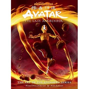 Avatar The Last Airbender  The Art Of The Animated Series Deluxe second Edition by Michael Dante DiMartinoBryan Konietzko