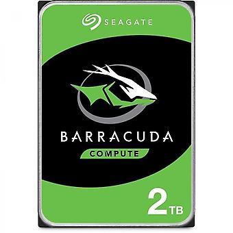 Seagate Barracuda 2tb intern hårddisk
