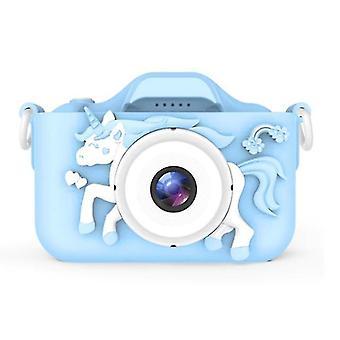 Lapset Lapset Kamera Mini Koulutus lelut (sininen)
