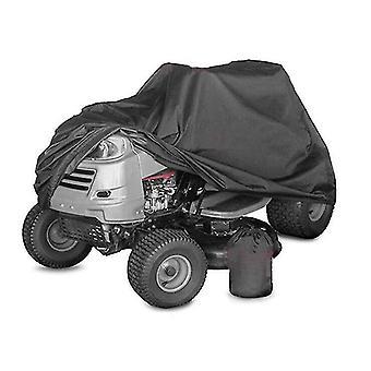 177 * 110 * 110Cm oxford tela de césped negro cortacésped cubierta cortacésped impermeable cubierta de polvo de poliéster protector solar cubierta de coche x5720