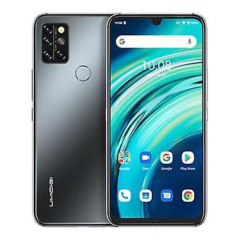 UMIDIGI A9S Pro Smartphone Onyx Black - Lukitsematon SIM-muisti ilmainen - 6 Gt RAM-muistia - 128 Gt tallennustilaa - 48MP Quad Camera - 4150mAh Akku - Uusi kunto - 3 vuoden takuu