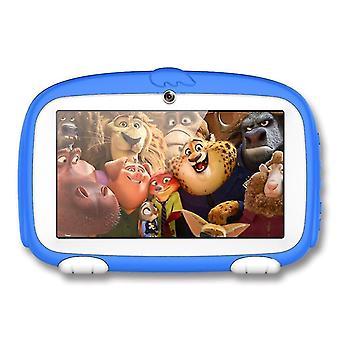 1 Gb Ram 16 Gb Rom Usb 7 pollici A509.0 Tablet per bambini con fotocamera e Wifi (blu)