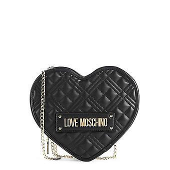 Rakkaus Moschino JC4132PP1DLA0000 ilta naisten käsilaukut