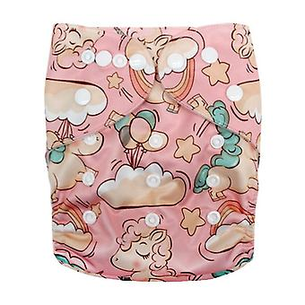 Baby echte doek zak luier luier cover wrap past geboorte aan potje