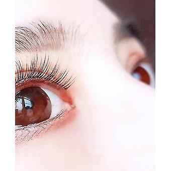 Färgad ögonkontakt lins