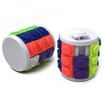 3d Rotate Slide Babylon Tower Stress Cube Puzzle Toy