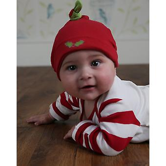 The Essential One Unisex Baby Christmas All In One & Hat