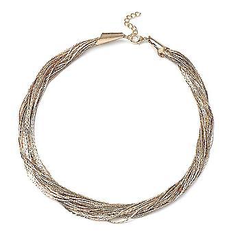 TJC Twisted Rope Halskette für Frauen 20 ''