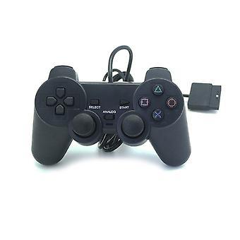 Универсальный проводной контроллер 2 Shock Remote Joystick Геймпад Джойстик для Playstation 2 Ps2 Геймпады