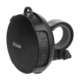 Swotgdoby Mini Wireless Bluetooth Speaker, Riding Bracket Speaker, Negru