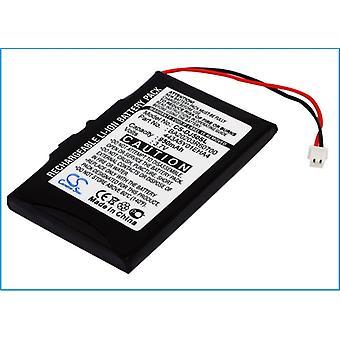 Battery for DELL Jukebox DJ 5GB HVD3T 443A5Y01EHA4 BA20203R60700 MP3 950mAh