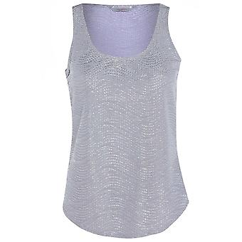 Dorothy Perkins Lilac Crinkle Top TP265-4