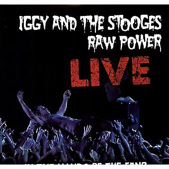 Iggy & the Stooges - Raw Powerlive: In the Hands of the Fans [Vinyl] USA import