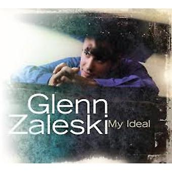 Glenn Zaleski - My Ideal [CD] USA import