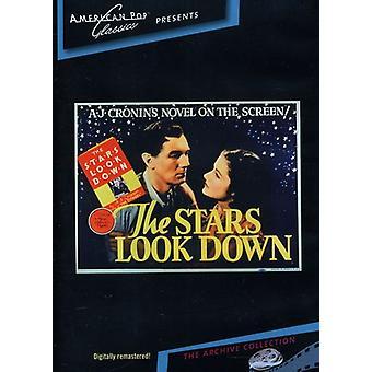Stars Look Down (1939) [DVD] USA import