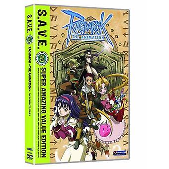 Ragnarok - Ragnarok: Box Set-S.a.V.E. [DVD] USA import