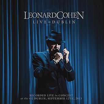 Leonard Cohen - Live in Dublin [CD] USA import