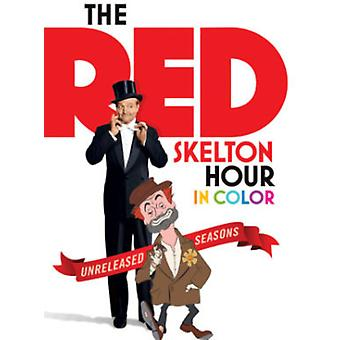 Red Skelton Hour in Color: The Unreleased Seasons [DVD] USA import